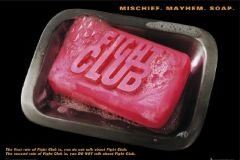 Movies Posters: Fight Club - Bar Of Soap Poster - 61x91cm