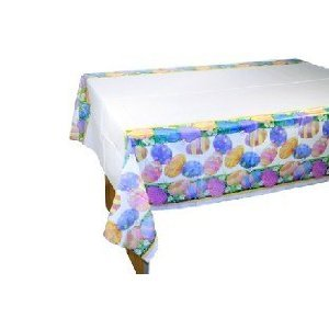 Easter Elegance Table Cover Party Accessory