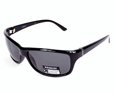 Polaroid p8135a Noir P8135A Wrap Sunglasses Polarised