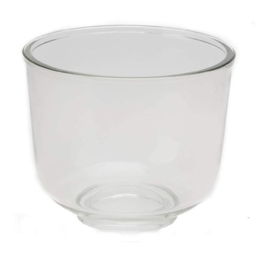 Sunbeam FPSBSMBWGLS Glass Mixing Bowl for Sunbeam Heritage Stand Mixers, 2-Quart (Sunbeam Mixmaster compare prices)