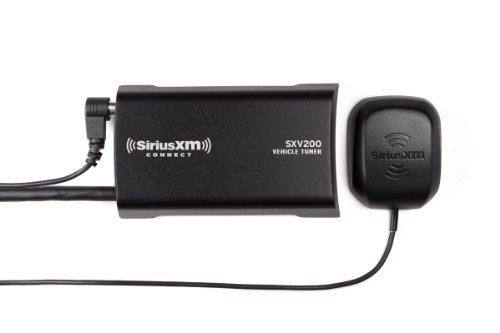 SiriusXM SXV200v1 Connect Vehicle Tuner for SiriusXM-Ready