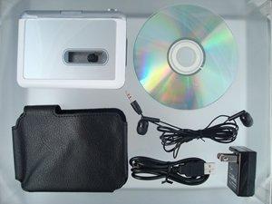 カセットMP3変換機 「デジカセ君」 NT-004 (グローリッジ デジカセくん)