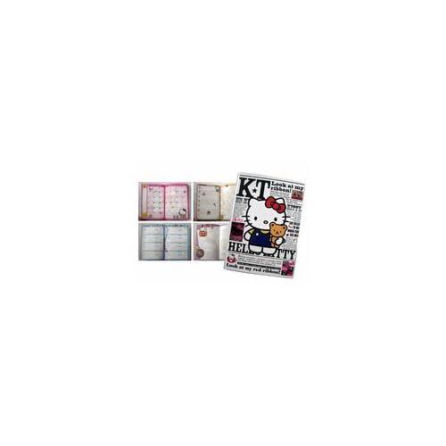 2010 Sanrio HELLO KITTY Agenda Schedule Book Japan Made