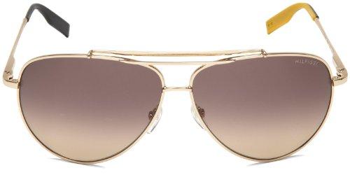 mirrored aviator sunglasses  0j5g aviator