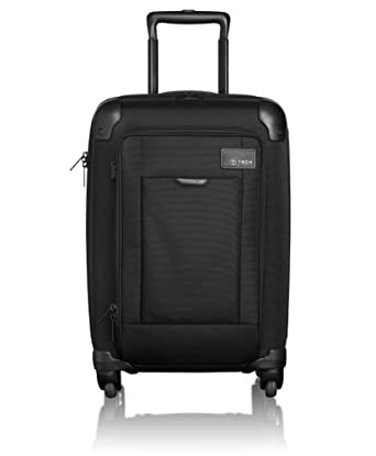 Tumi Luggage T-tech Network Lightweight International Carry-On, Black, One Size