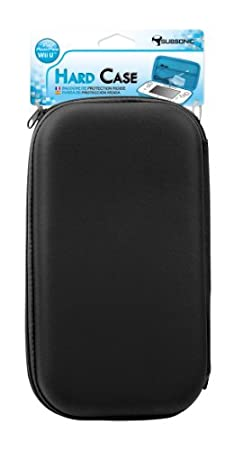 Hard Case for Gamepad - Black (Nintendo Wii U)