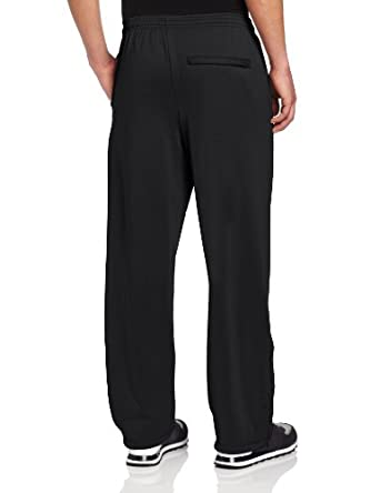 Russell Athletic Men's Technical Performance Fleece Pant, Black, Small
