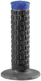 ProTaper Pillow Top Lite Grip - MX Black/Gray/Blue , Color: Black 02-4885