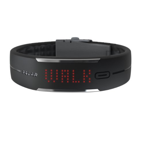 POLAR Activity Tracker Loop, Black, 90049499