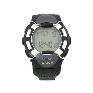 Cheap Sport Watch Pulse Strapless Heart Rate and Calorie Counter Watch Black (HRM-2518)