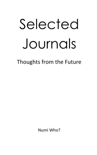 Selected Journals: Thoughts From the Future