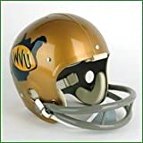 West Virginia 1973-78 Throwback Helmet at Amazon.com