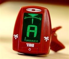 Tiki GoGo Tuner Chromatic Ukulele Tuner New