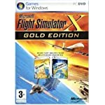 New Microsoft Microsoft Flight Simulator X Gold Games Simulation Pc Software Windows Xp Vista