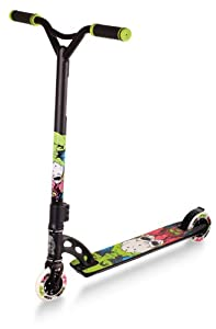 """Madd Gear Nitro """"End of Days"""" 2012 Scooter, Black"""