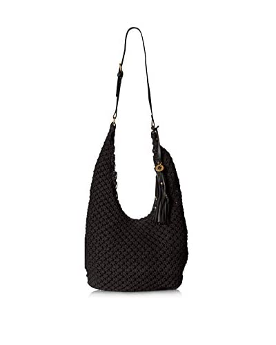 Lucky Brand Women's Tessa Solid Sling, Black
