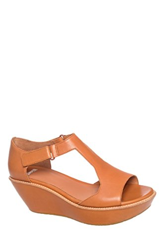 Damas High Wedge Platform Sandal