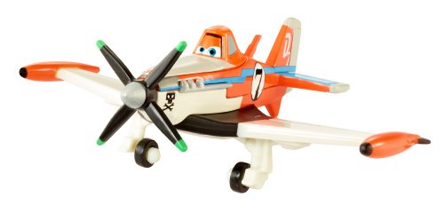 Planes - Equipo de rescate Super Charged Dusty (Mattel BDB90)