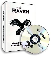 Raven DVD - The Raven DVD Is a Must If You Want to Get the Maximum Potential Out of Your Raven! тетрадь на скрепке printio i want to write you a song one direction mitam