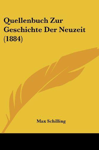 Quellenbuch Zur Geschichte Der Neuzeit (1884)