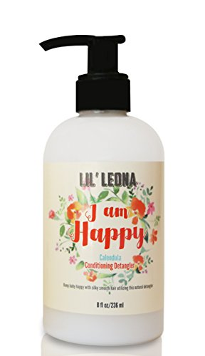 Natural Baby Conditioner & Detangler by Lil Leona: Safe and Non-Toxic Cleansing Conditioner Formula for easy to brush hair (All Lil compare prices)