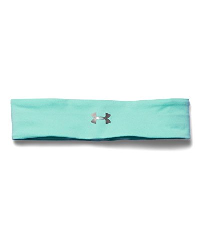 Under Armour Women's UA StudioLux Lite Headband One Size Fits All CRYSTAL