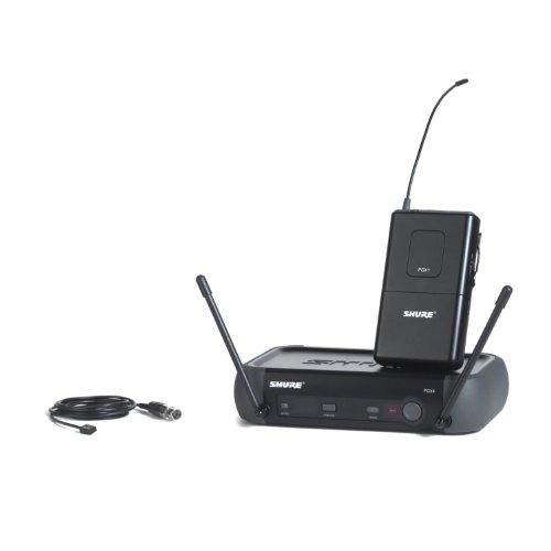Shure Pgx14/93 Lavalier Wireless System, L5