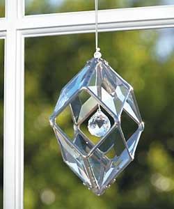 Amazon.com : Rainbow Dancer - Crystal Ball Glass Prism