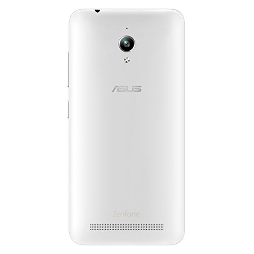 "Asus ZenFone Go 5"" Smartphone, 8 GB, Dual SIM, Bianco [Italia]"