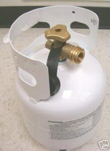 Smith 13558 5 Lb Propane Tank Lp New Little Torch Cylinder (Propane Tank 5 Pound compare prices)