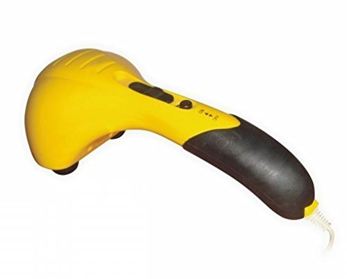 KOVOT-Deluxe-Deep-Tissue-Ergonomic-Hammer-Massager-Yellow