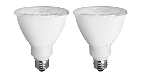 Tcp Rlp3014W30Kd2 Led Par30 - 75 Watt Equivalent (14W) Bright White (3000K) Dimmable Par Flood Light Bulb