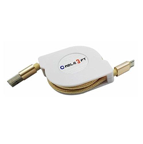 sannysis-v8-micro-usb-to-usb-sync-cable-retractil-de-datos-de-carga-color-oro