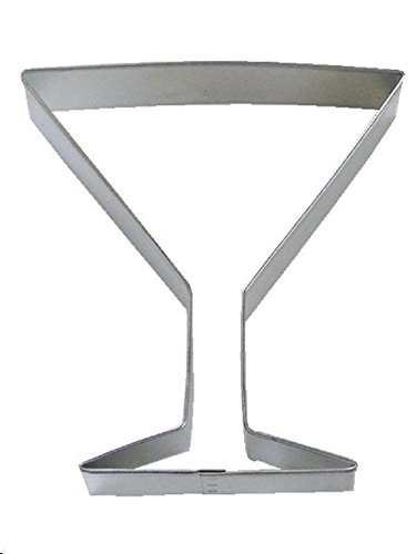 Martini Glass Cookie Cutter 4