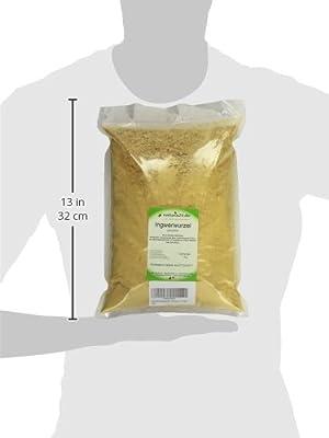 Naturix24 Ingwerpulver, 1er Pack (1 x 1 kg) von Naturix24 - Gewürze Shop