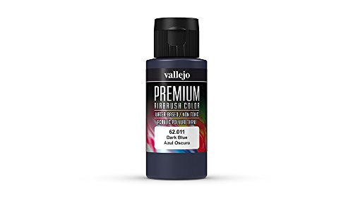 Vallejo Color Dark Blue Premium RC Colors