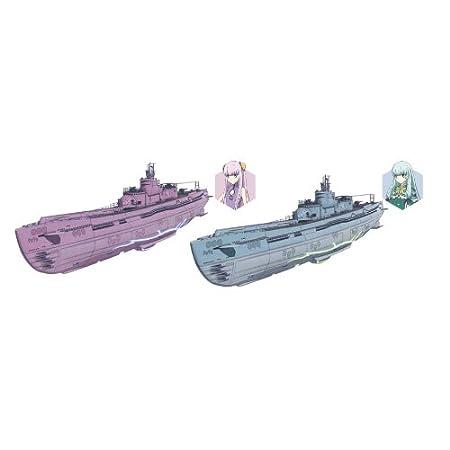 蒼き鋼のアルペジオ-アルス・ノヴァシリーズNo.07 イ400&イ402