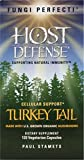 Host Defense Fungi Perfecti Turkey Tail, 120 capsules
