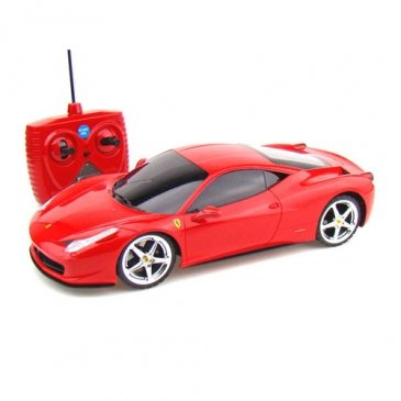 Today Sale Ferrari 458 Italia 1:18th Scale Remote Control Model Car  Best Offer