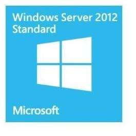 Microsoft Windows Server 2012 Standard, WIN, x64, 1pk, 2u, DSP, OEI, DVD, ITA