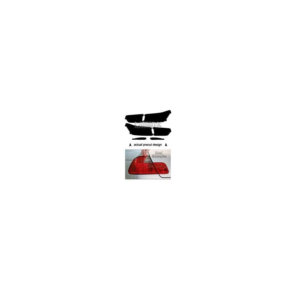 Kia Forte Koup (10  ) Taillight Vinyl Film Covers ( RED ) by Lamin x