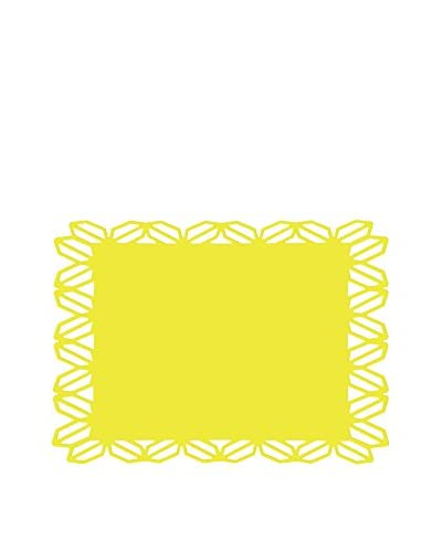Bitossi Home Ranglijst Coaster set van 12 Deco ' geel