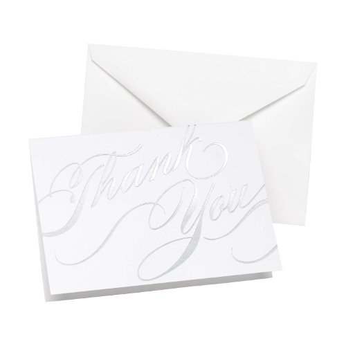Thank You Shower Cards
