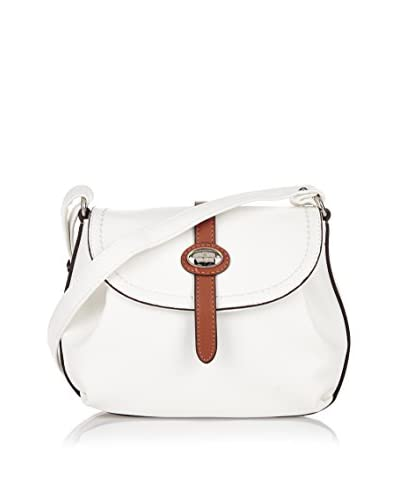 Tom Tailor Bolso de Asa Larga Romina Blanco