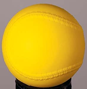 Buy ATEC SFT Supersoft Baseballs (6-Pack), Yellow by Atec