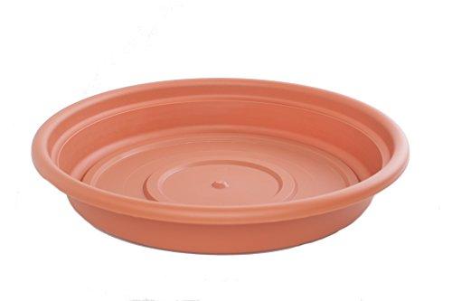 Bloem SDC16-46 Dura Cotta Plant Saucer, 16-Inch, Terra Cotta (Flower Pot Tray Plastic compare prices)