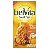 Belvita Breakfast Honey & Nut Biscuits 300G