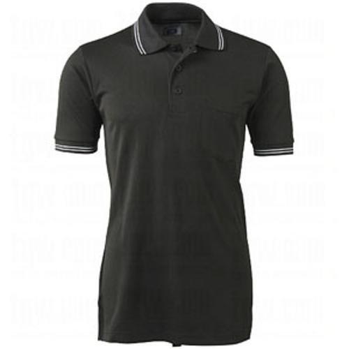 Champro DRI-Gear Umpire Polos XXX-Large Black