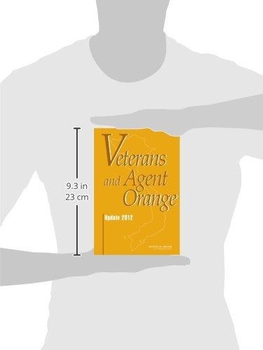 Veterans and Agent Orange: Update 2012