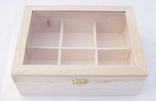 teebox holz sonstige preisvergleiche erfahrungsberichte und kauf bei nextag. Black Bedroom Furniture Sets. Home Design Ideas